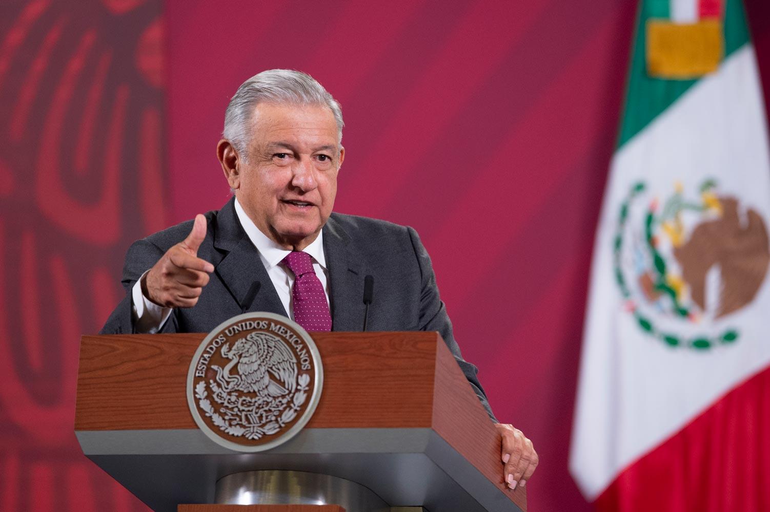 Autoridades mexicanas será quien juzgue al General Cienfuegos con apego a la verdad y sin influyentíismos: AMLO