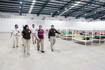 Pone a disposición INM instalaciones para personas afectadas por inundaciones en Villahermosa, Tabasco