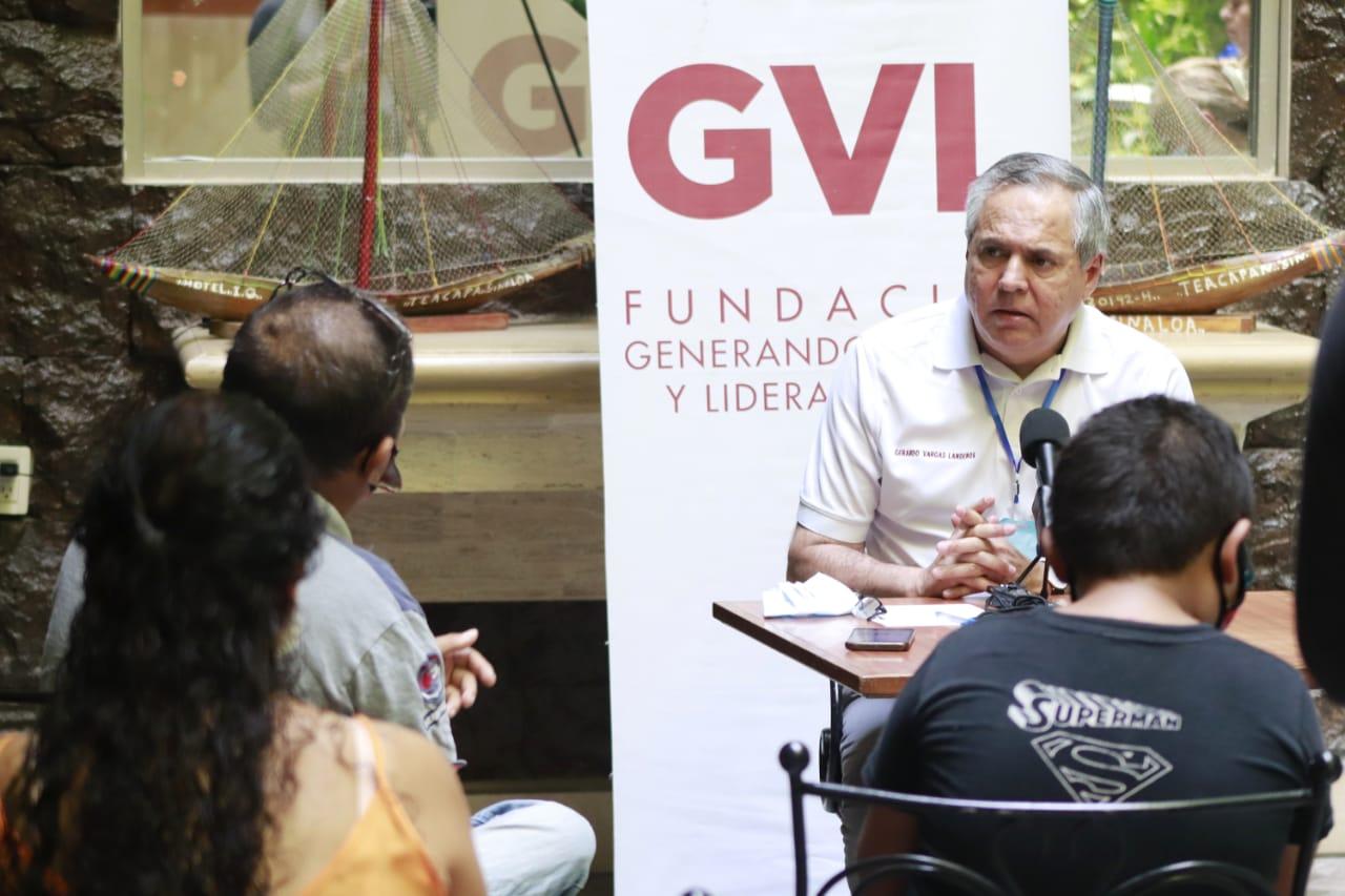 Pide Gerardo Vargas respetar encuesta en MORENA