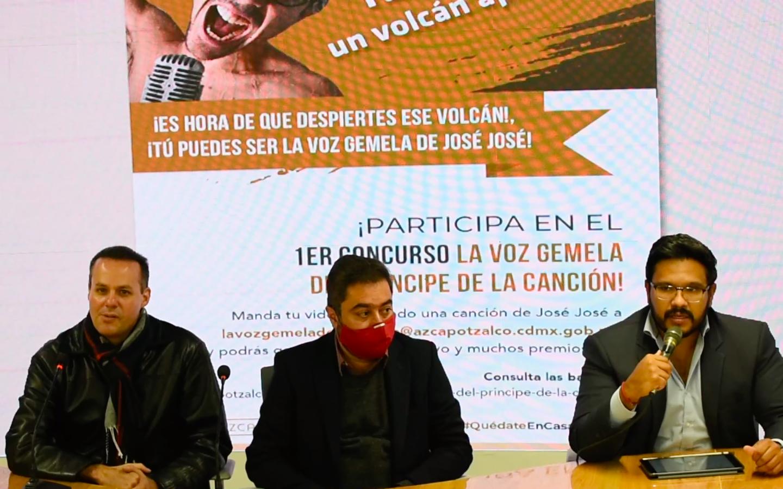 """Lanzan concurso para encontrar """"La Voz Gemela de José José"""""""