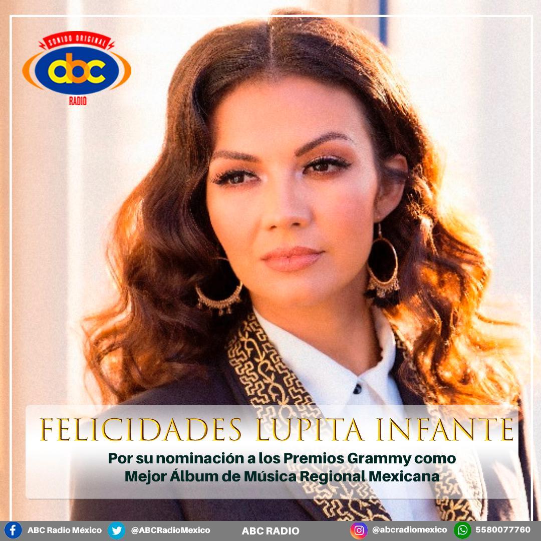 Lupita Infante, hace homenaje a su abuelo, Pedro Infante en los Latin Grammy 2020