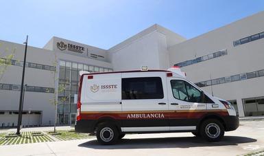 """Nuevo Hospital General """"Tláhuac"""" del ISSSTE iniciará con atención COVID-19 en apoyo a combate contra pandemia"""