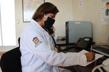 Duplican llamadas a la línea COVID-19 Edoméx 800 900 32 00, ante aumento de contagios, por lo que señalan necesidad de quedarse en casa