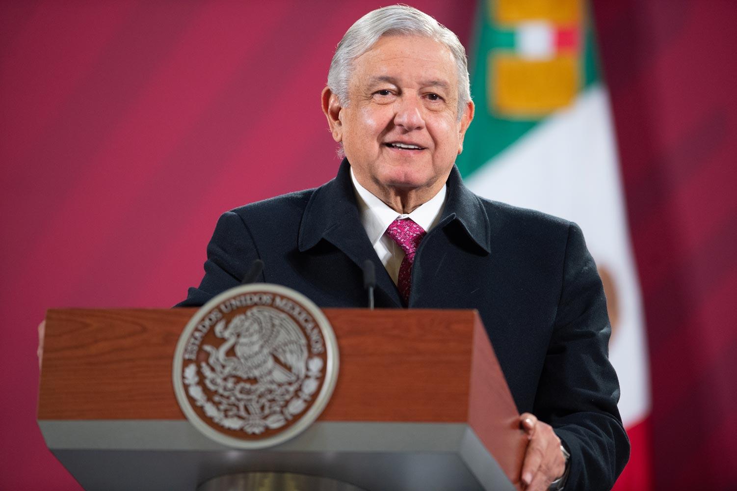 El presidente cerrará fin de año con gira por la Ciudad de México