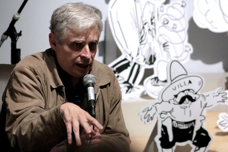 Gonzalo Rocha González Pacheco, ganador del Premio a la Trayectoria de Caricatura Gabriel Vargas