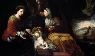 El Museo Nacional de San Carlos comparte pinturas emblemáticas de la Navidad en línea