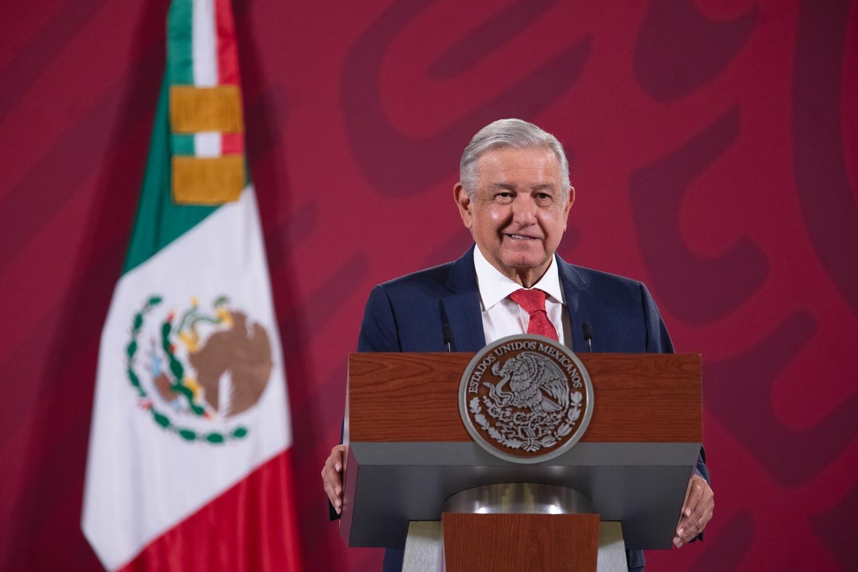 El presidente explica la salida de Alfonso Romo, asegura que seguirá ayudando a su gobierno.
