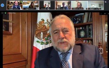 Preside Miguel Torruco la instalación de la Conferencia Nacional de Turismo