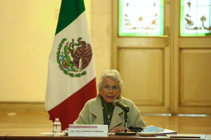 Rotonda de las Personas Ilustres será ampliada para incluir a más mujeres, señala Olga Sánchez Cordero