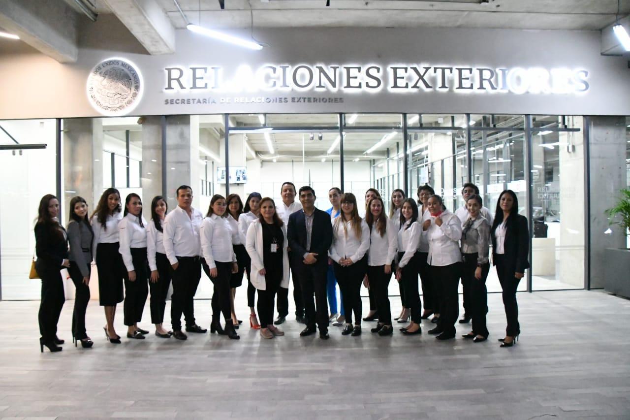 SRE inaugura delegación para la emisión de pasaportes en Jalisco