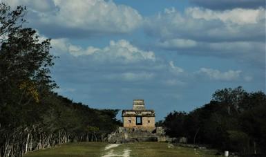 Zona Arqueológica de Dzibilchaltún y Museo del Pueblo Maya, en Yucatán, abren este 2 de diciembre, tras el paso de fenómenos meteorológicos