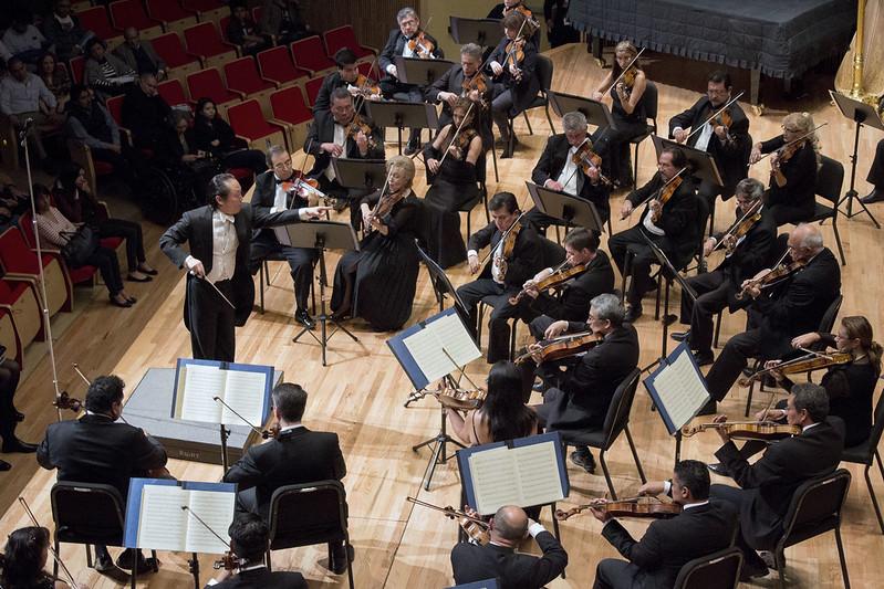 Recuerda Orquesta Filarmónica de la Ciudad de México a Beethoven en el 250 aniversario de su nacimiento