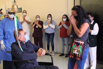 Se ha brindado atención tanatológica a mil familiares de pacientes COVID-19 en Hospital de Expansión del Autódromo Hermanos Rodríguez