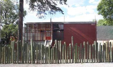 Museo Casa Estudio Diego Rivera y Frida Kahlo cumple 34 años