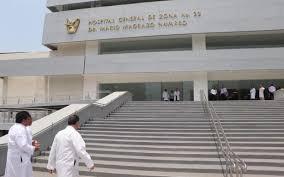 """El Hospital General de Zona  No. 32 """"Dr. Mario Madrazo Navarro""""  tiene disponibilidad de camas para atender pacientes con COVID-19: IMSS"""