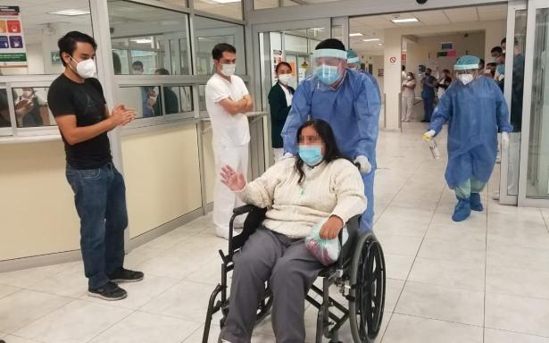 Logra personal del sector salud del Edomex el alta sanitaria de 90,846 mexiquenses