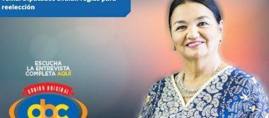 La LXIV Legislatura será la primera en poder reelegirse en su totalidad: Dulce María Sauri Riancho