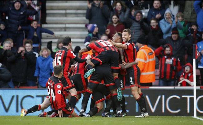 ¡Partido de locos! Bournemouth vence 4-3 al Liverpool