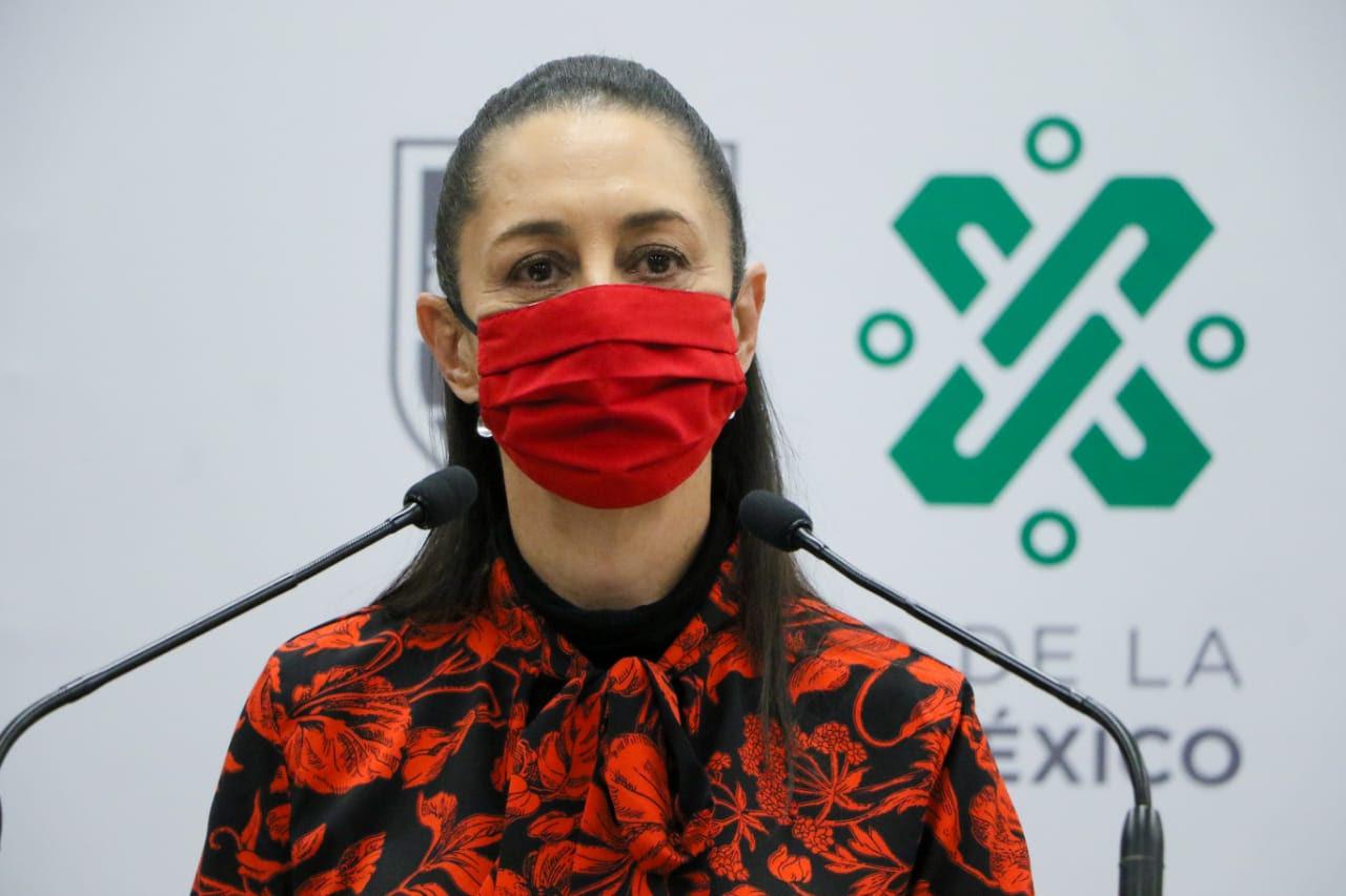 Incrementan Gobierno capitalino y Gobierno de México capacidad hospitalaria en 38 por ciento en Ciudad de México