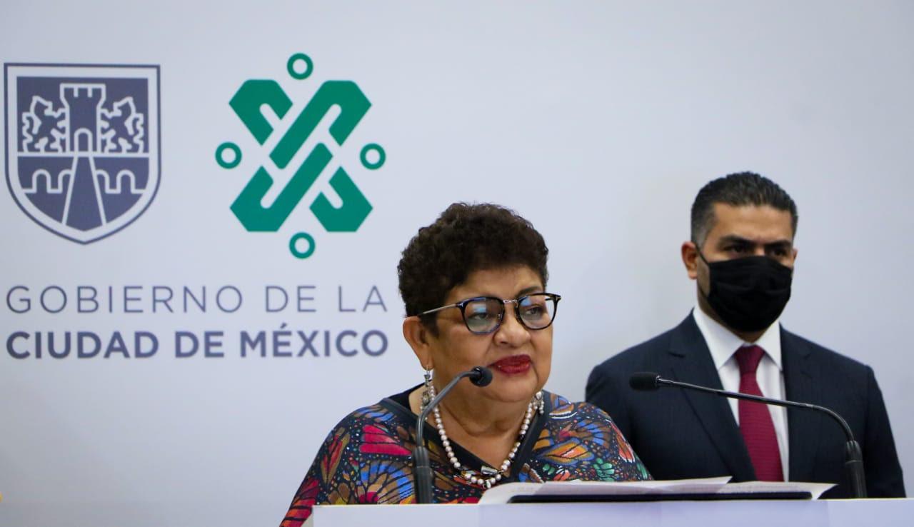 Gobierno capitalino presentó la Evaluación de Incidencia Delictiva en la Ciudad de México, aseguró que