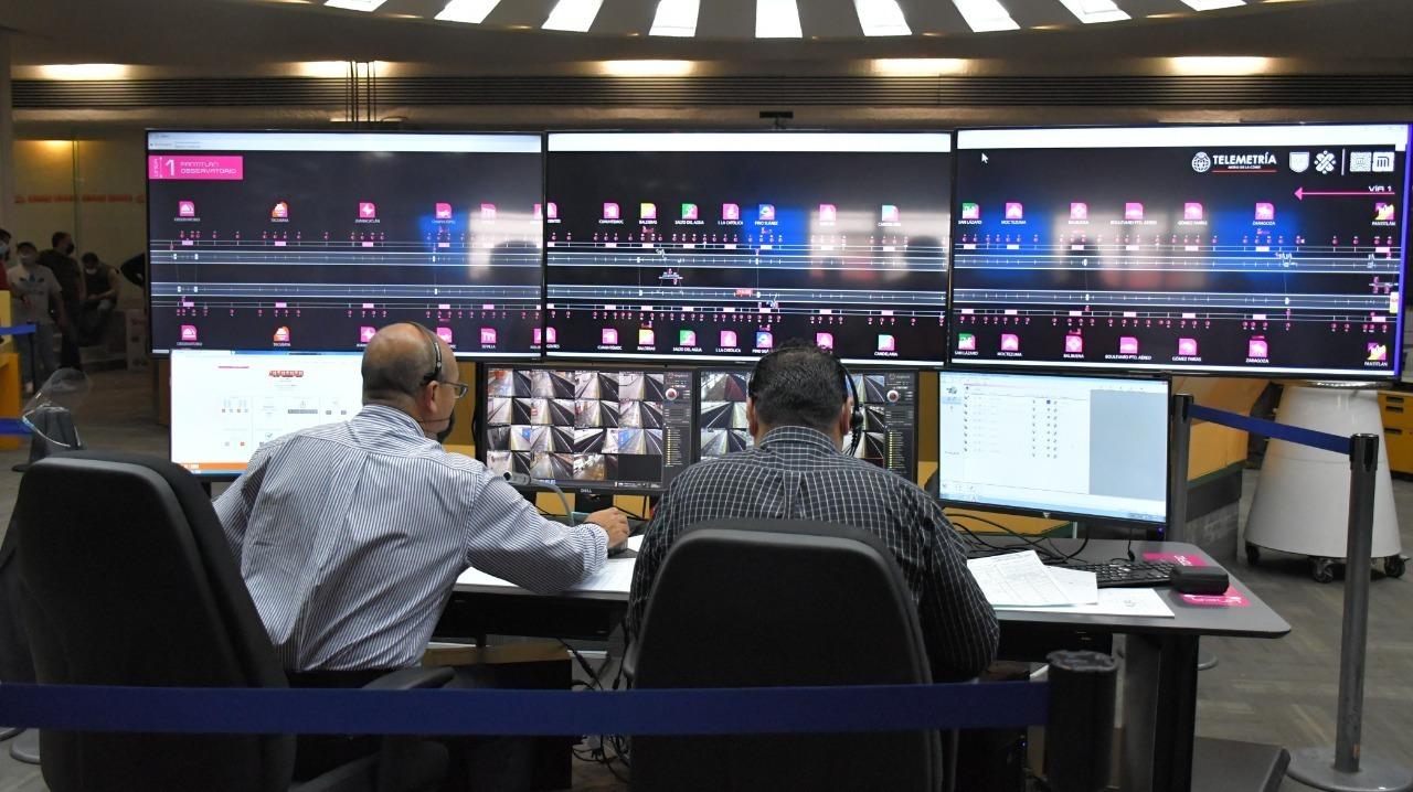 Rehabilitación de la Línea 3 del Metro CDMX, presenta un avance del 75%