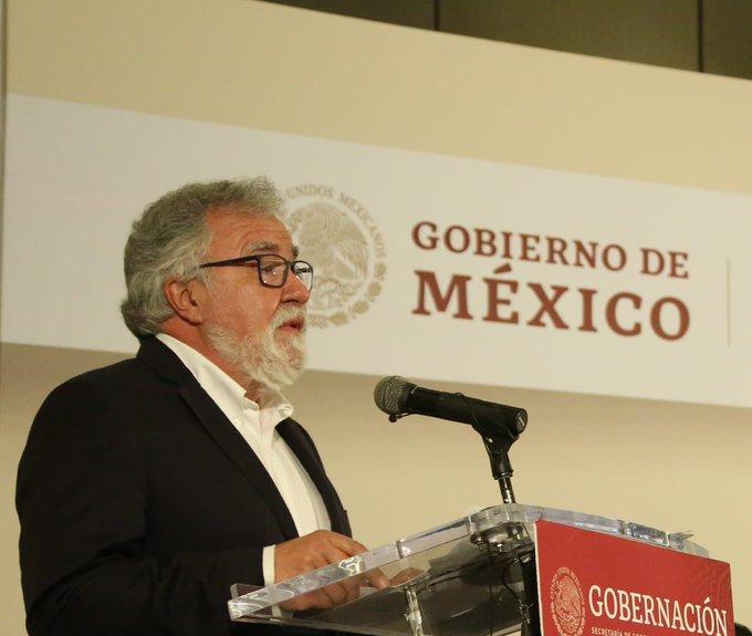 Se presentará una denuncia por filtración de la declaración de un testigo en caso Ayotzinapa: Alejandro Encinas