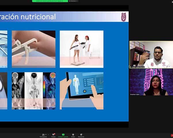 Realiza IPN 4º Congreso Estudiantil de Nutrición 2021