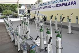 Implementa Gobierno Capitalino e IMSS programa integral para atender la demanda de oxígeno medicinal en pacientes con COVID-19