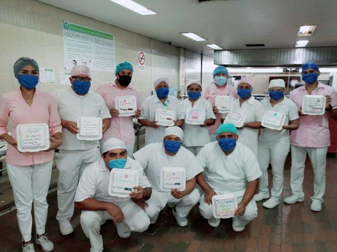 Reconoce IMSS a los casi 2 mil 500 profesionales de Nutrición que laboran en el Instituto