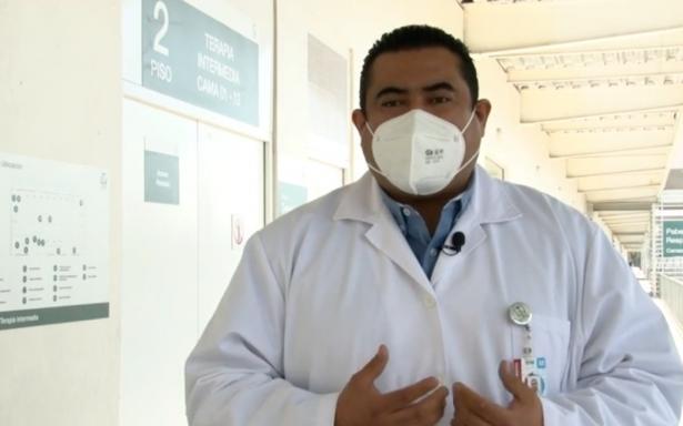 Más de 5 mil 400 pacientes con COVID-19 atendidos en el Hospital de Expansión del IMSS en el Autódromo Hermanos Rodríguez