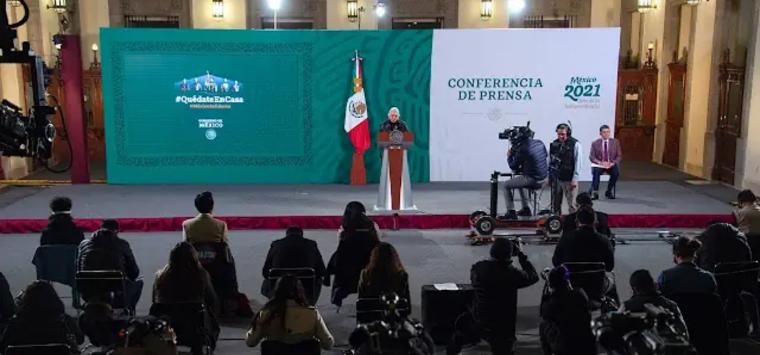 El presidente se encuentra en pleno ejercicio de sus funciones y continuará pendiente de los asuntos públicos del país: Olga Sánchez Cordero
