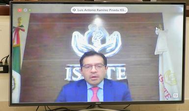Vacuna Gobierno de México a más de 50 mil trabajadores del ISSSTE contra el COVID-19