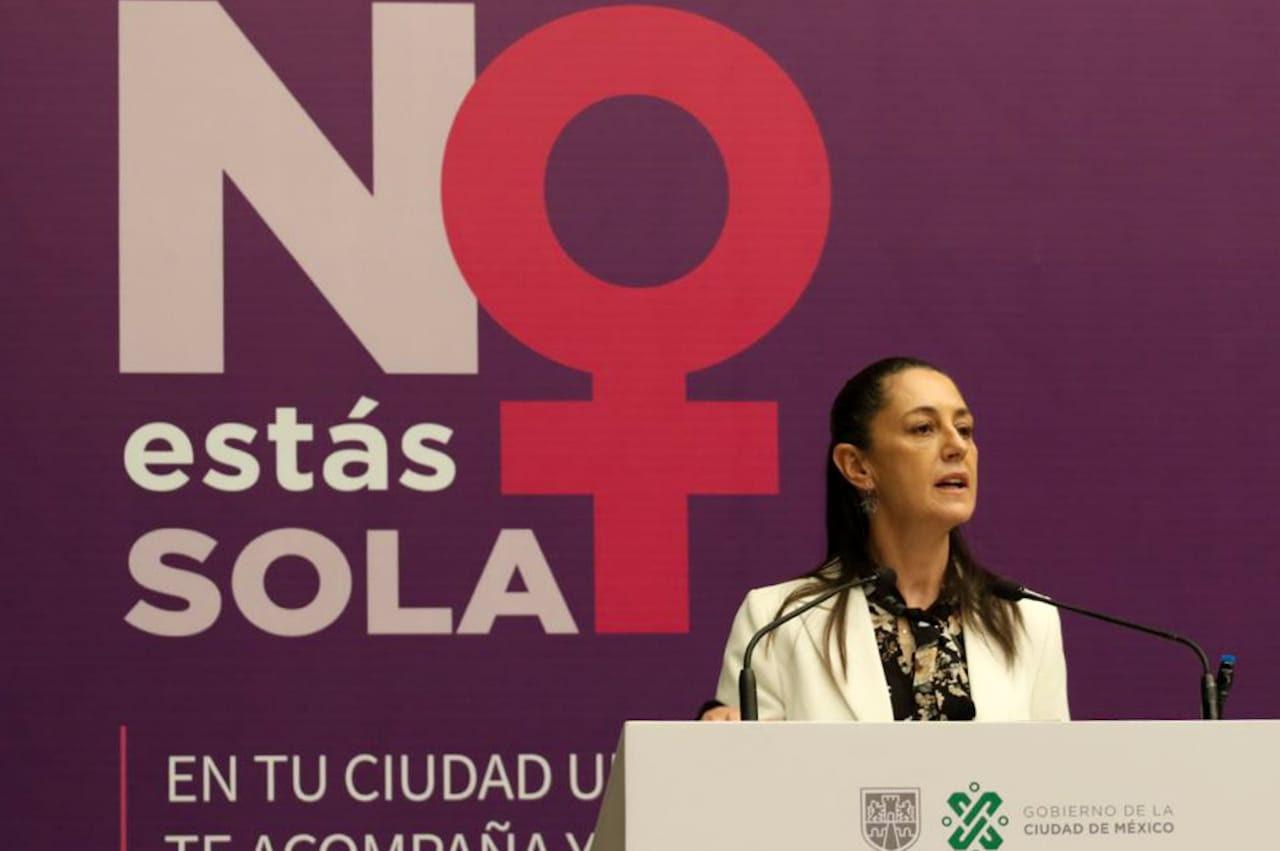 Declaratoria de Alerta por Violencia contra las Mujeres es un acierto que ha funcionado: Sheinbaum Pardo