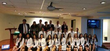 Reafirma IMIEM liderazgo en formación de médicos especialistas; egresan 38 residentes