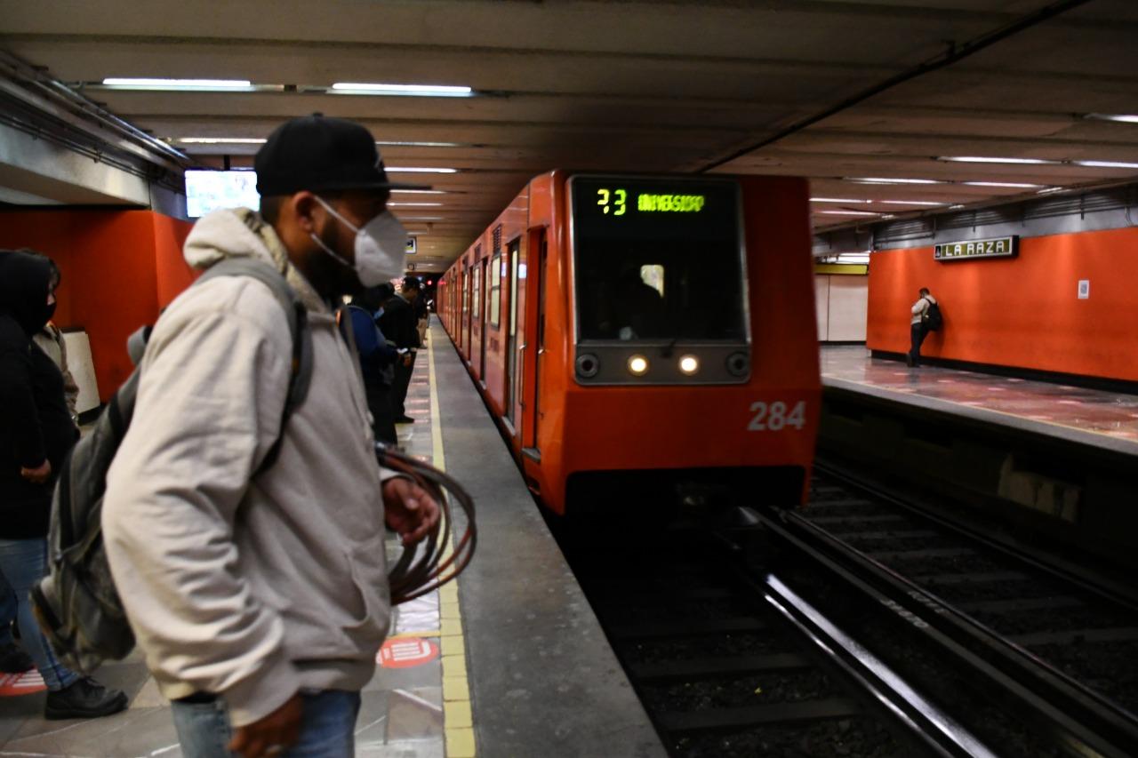 Revisión de estaciones de Línea 2 está concluida
