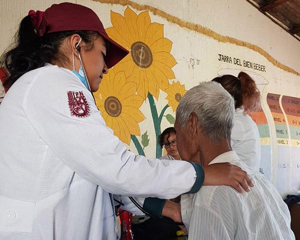 Se suma IPN a la Estrategia Nacional de Vacunación del Gobierno de México contra el COVID-19