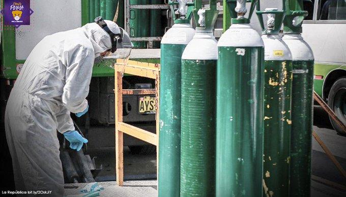 El uso frecuente de oxígeno industrial en humanos podría ocasionar afectaciones en los pulmones: UNAM