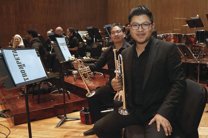 Músicos de la OFCM ofrecen clases y conciertos en línea como parte de su proyecto 2021