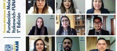 Tesis de universitarios reciben el Premio Alzheimer 2019-2020 Fundación Moisés Itzkowitch-Funam