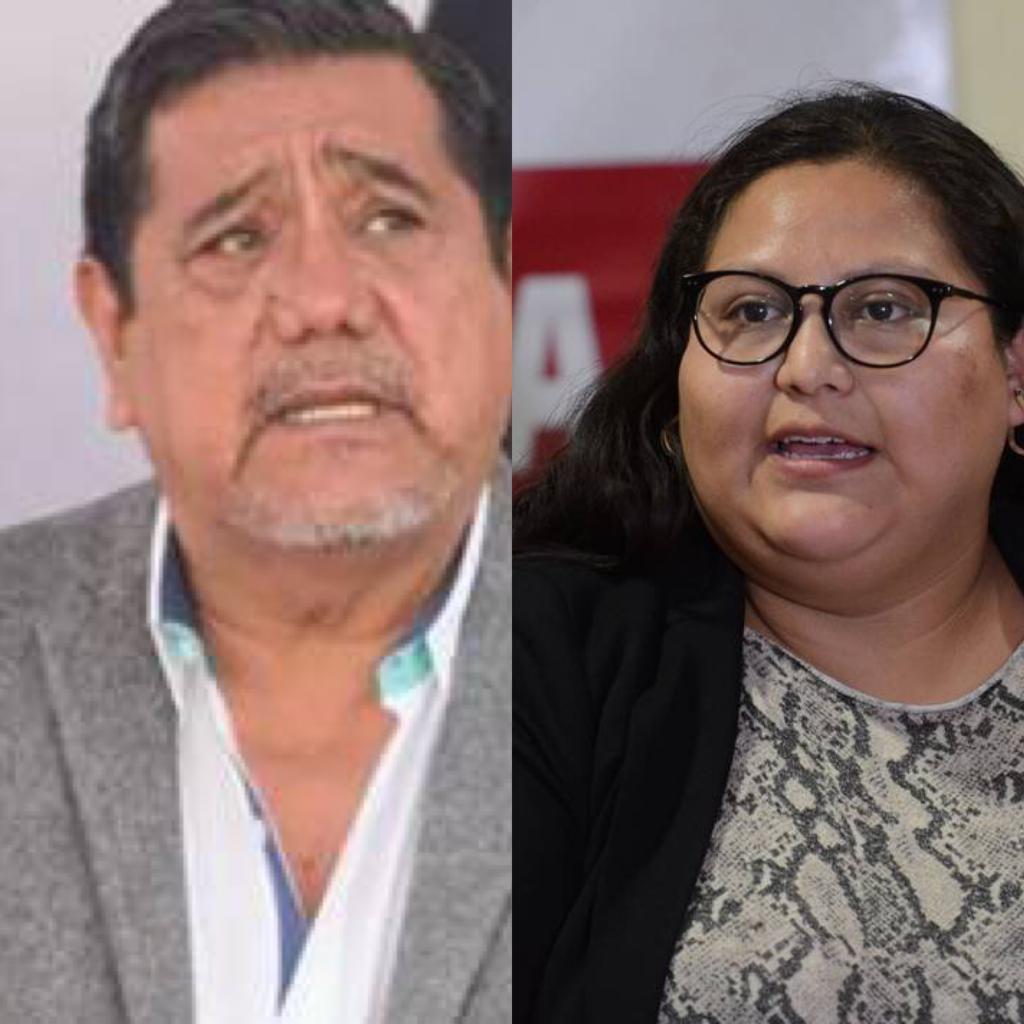 Líderes de Morena piden cancelación del registro de Félix Salgado