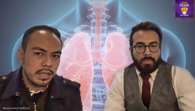 Por hallazgo de pruebas en sangre de pacientes con cáncer de pulmón, universitarios obtienen premio