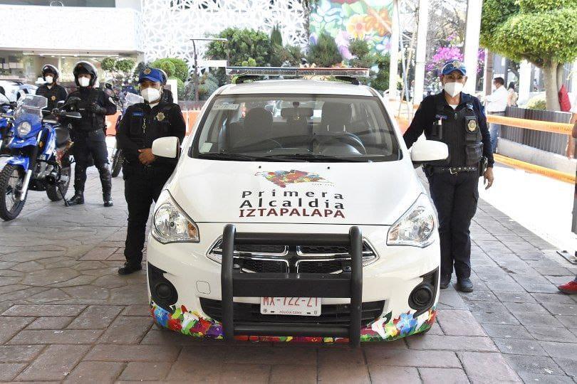 Iztapalapa pone en marcha operativo especial Seguridad en los Ocho Barrios