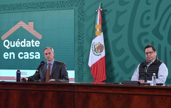 Más de un millón de personas han recibido la vacuna contra COVID-19 en México