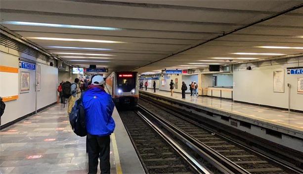 Se mantiene el servicio de vealterno a la Línea 2