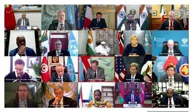 México presente en el debate de alto nivel del CSONU sobre clima y seguridad internacional