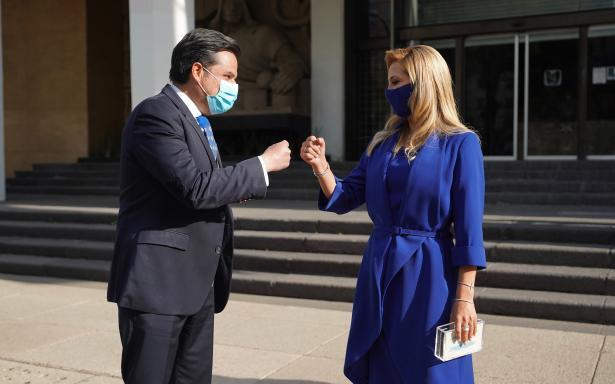 IMSS y Primera Dama de Argentina intercambian experiencias sobre seguridad social a favor de la infancia y mujeres trabajadoras