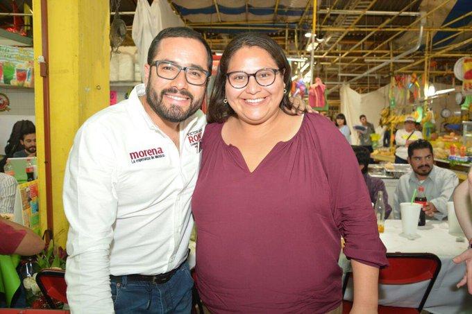 Citlalli Hernández da a conocer las candidaturas para las Alcaldías en las elecciones de 2021