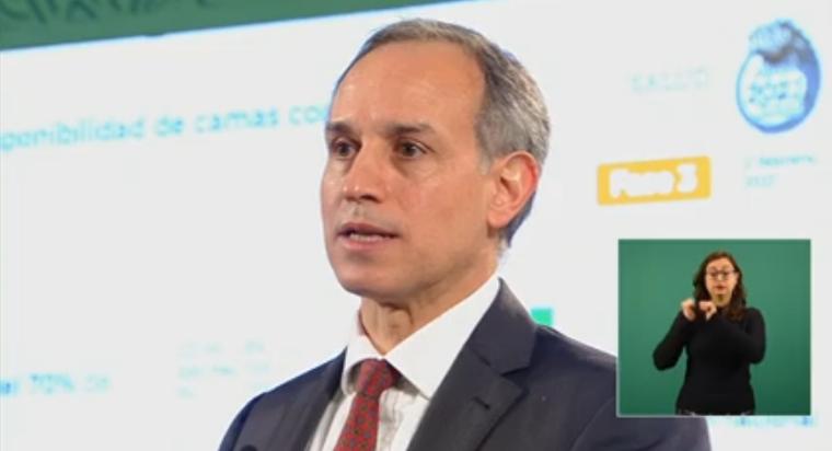 Orden de vacunación de acuerdo a criterios científicos y no al registro en internet: Hugo López Gatell