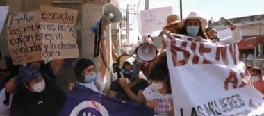 Agreden a activista quien resulta lesionada en el rostro en Guerrero