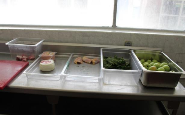 Nutriólogos del IMSS informan importancia de higiene en alimentos de pacientes COVID-19